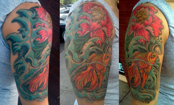 Vinny Bachert tattoo